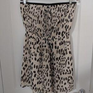 Rachel Roy animal print dress